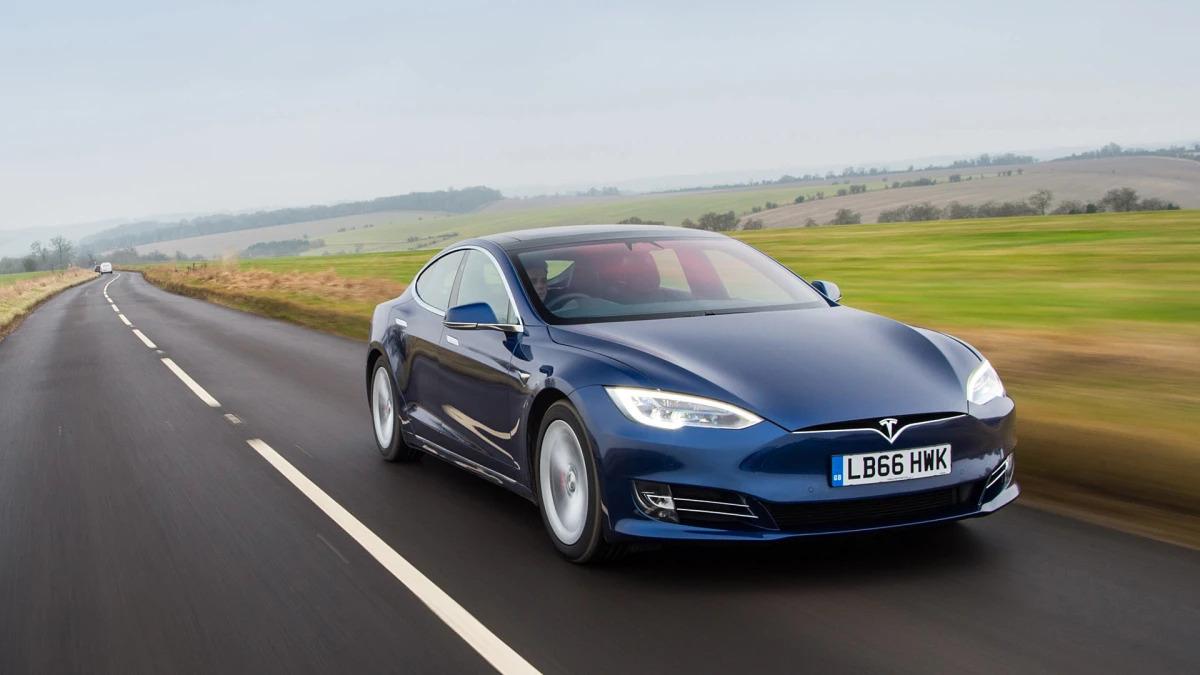 Milestone! Er zijn 300.000 Tesla's geproduceerd ...