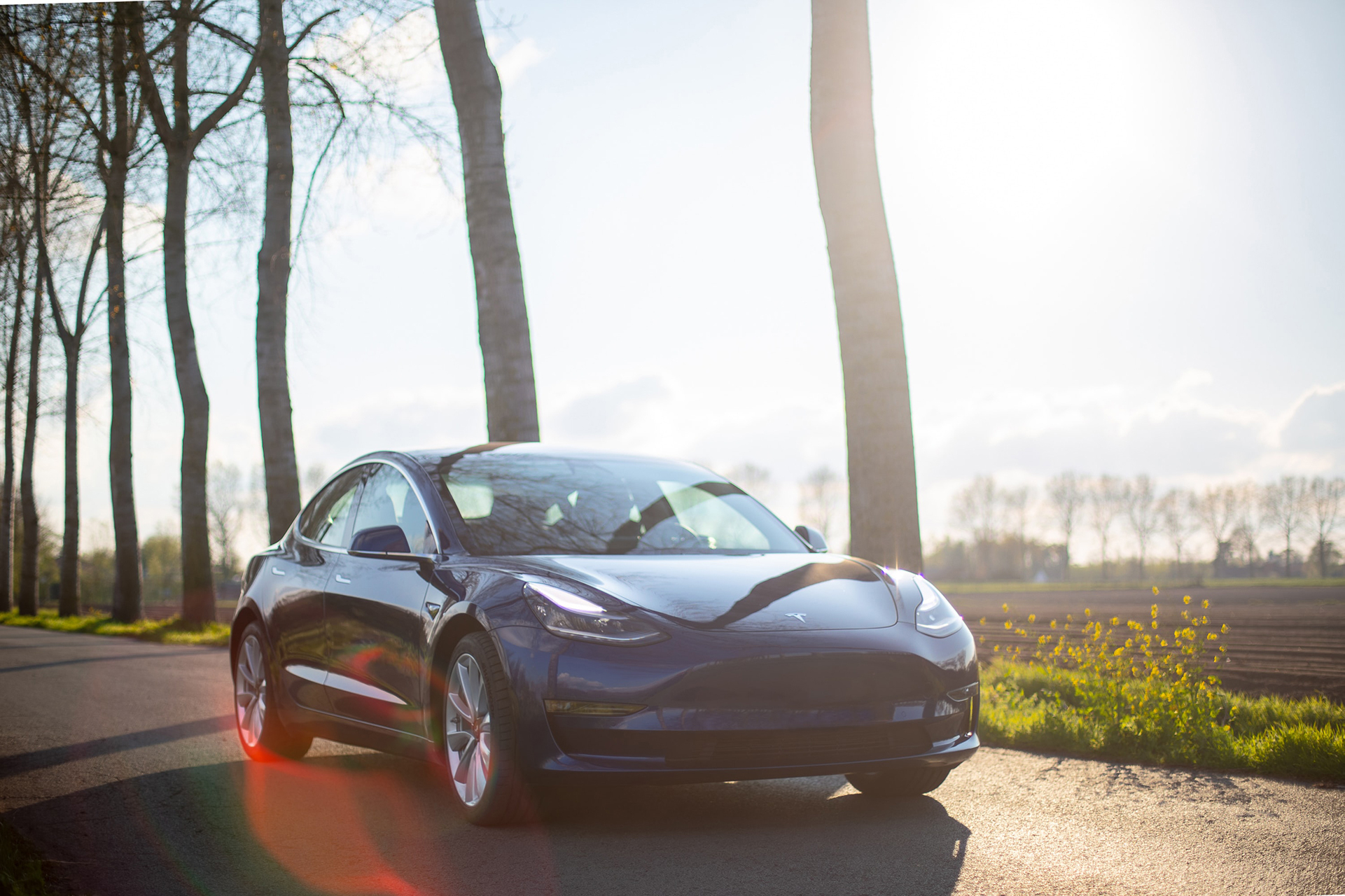 Tesla Model 3 Klimaat CO2