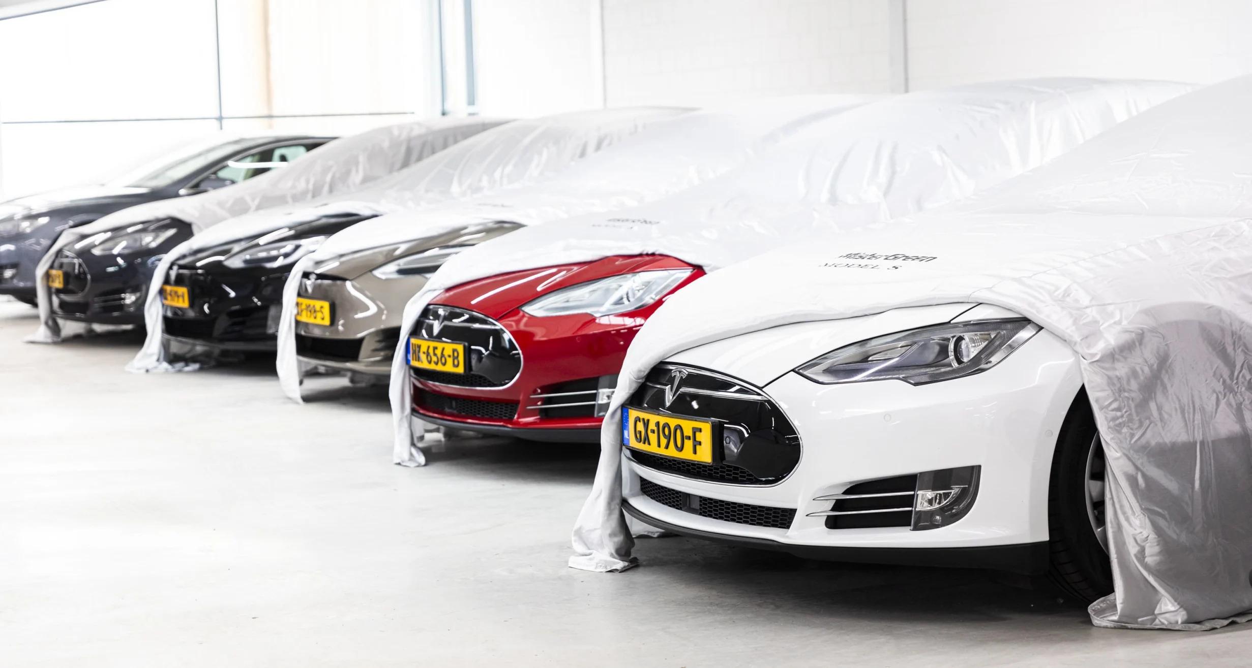 Tesla verkopen